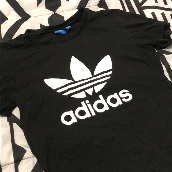 8eb13671 adidas Tops | Tee Shirt Final Price | Poshmark